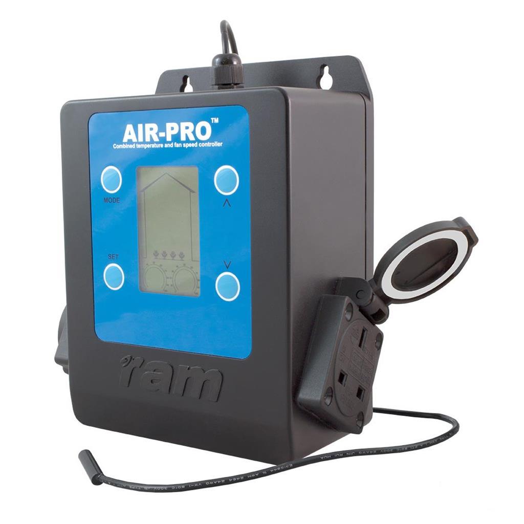 RAM AIR-PRO II FAN SPEED CONTROLLER